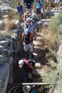 israel 2015 3 wed 9.2 beth shemesh cistern 6-1