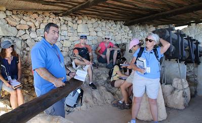 israel 2015 3 wed 9.2 beth shemesh 14 olive oil press-1