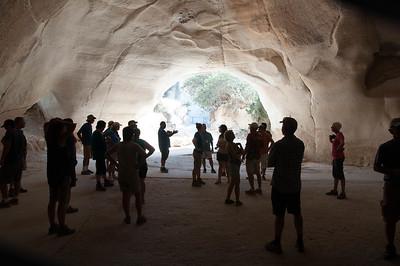 israel 2015 3 wed 9.2 bell caves 3-1