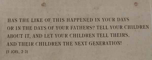 israel 9.8.15 holocast museum 3-1