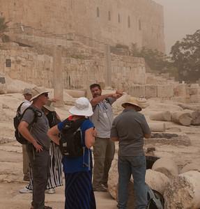 israel 9.8.15 south wall triple gate jesus entrance 2-1