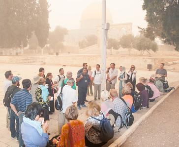 israel 9.8.15 temple mount hamsin sand storm 1-1
