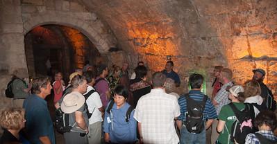 israel 9.8.15 under old jerusalem near western wall 1-1