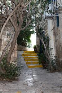 2 - old city joppa streets