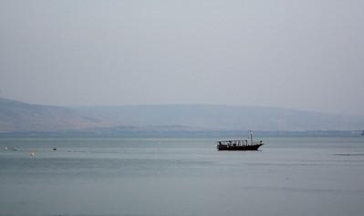 21 - sea of galilee