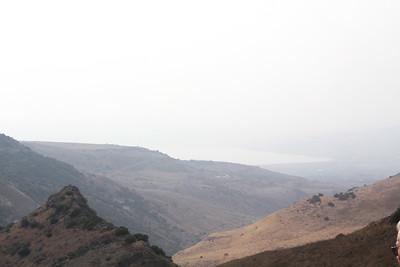 15 - gamla and sea of galilee