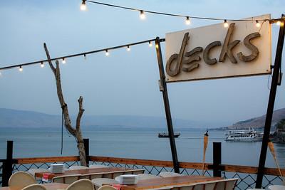 22 - decks for dinner
