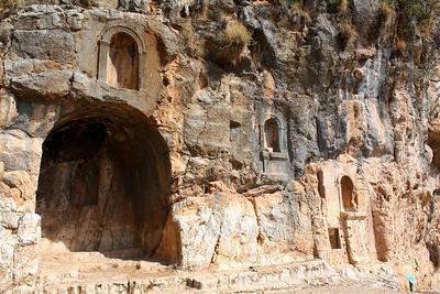 9 - temple of pan ruins
