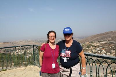 5 - overlooking lebonese border