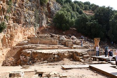 10 - temple of pan ruins