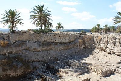 ruins at megedo