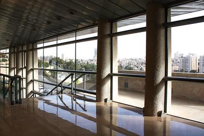 knesset windows representing transperancy