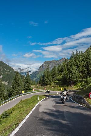 Classic Alpine Adventure July/August 2015