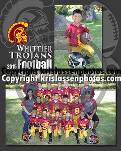 2015 Trojan Youth Football