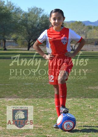 2015 Tucson AZTECS U10 Girls