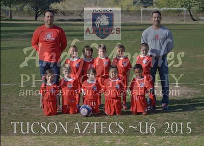 2015 Tucson AZTECS U6