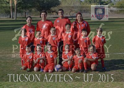 2015 Tucson AZTECS U7