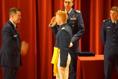 2015 USAFA Scholar's Ceremony