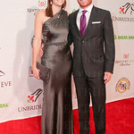 Sarah and Brian Vickers.