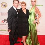 Chaz Rough, Kyle Shepherd and Alisa Zanetti.