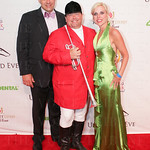 Steve Zanetti, Steve Buttleman and Alisa Zanetti.
