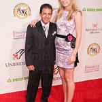 Victor Espinoza and Kelly Kovalchick.