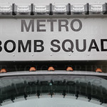 The Metro Bomb Squad participated in the event.