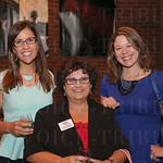 Shelley Snyder, Sharon Ernst and Erin Fischer.