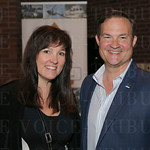 Jennifer Hughes and the Executive Director Police Foundation Barry Denton.
