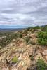 Manti-La Sal National Forest. Elk Mountain Road, Utah.
