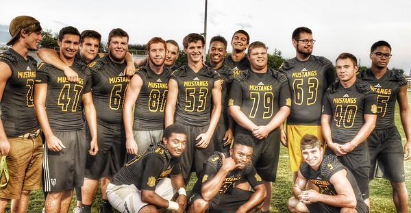 2015 Varsity Football