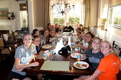 Team Dinner at Bethel's 3/5