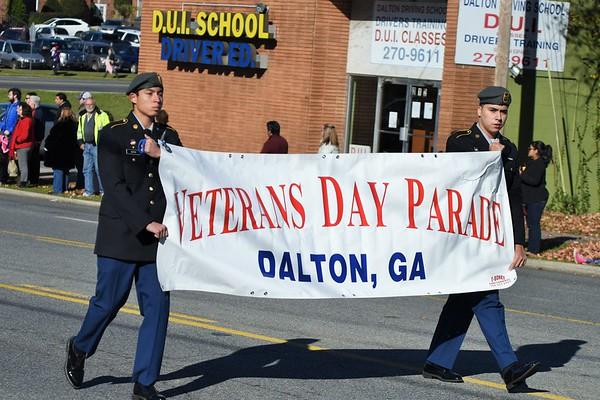 2015 Veteran's Day Parade 11-14-15