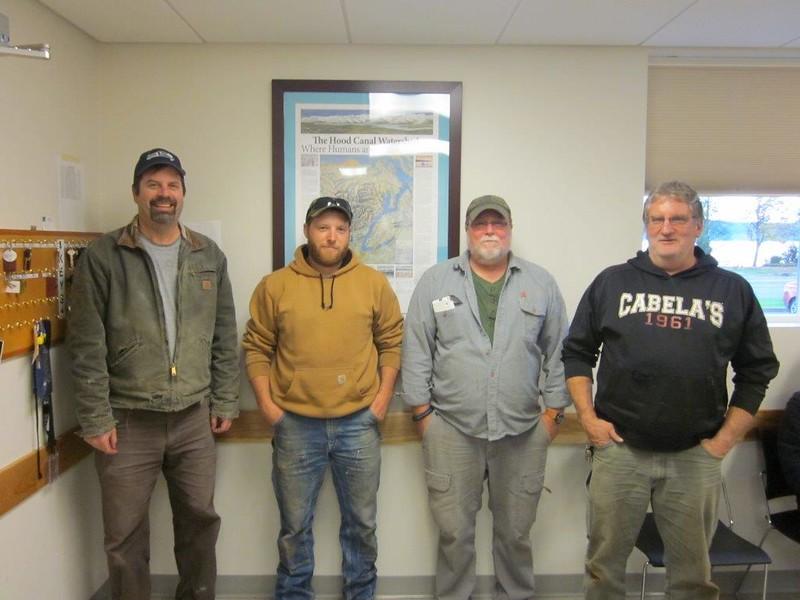 Cushman Project veterans