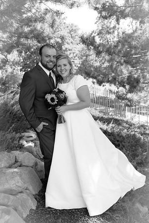 Abbie and Brandon Wedding Vibrance