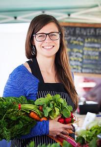 Chef Sarah Freeman