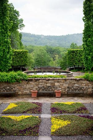 Jennifer + Bennett: NC Arboretum Wedding