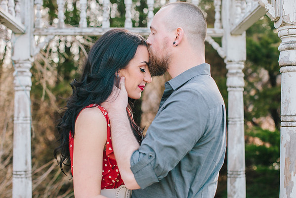 Katie + Ryan: Engagements