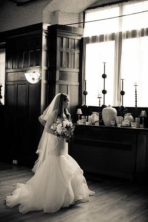 Madison: Homewood Bridal Portrait