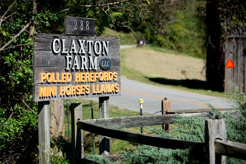 Madison + Luke: Claxton Farm Wedding