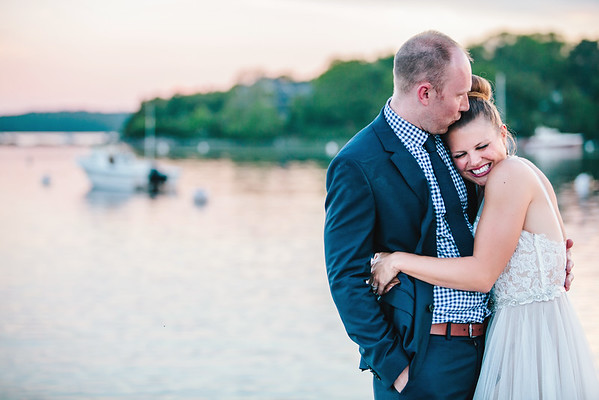 Sarah + Patrick: Wedding Favorites!!