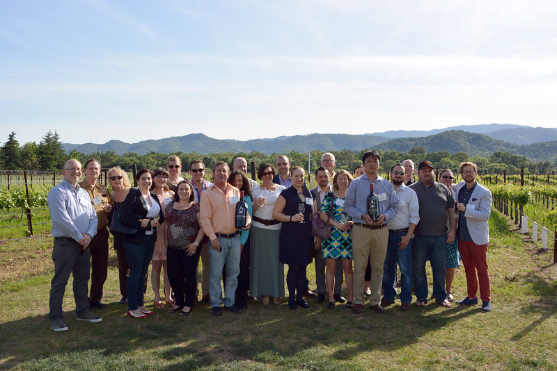 2016 Napa Valley Wine List Award recipients