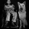 Judges Mention, Assistance Dogs and Dog Charities, Ashley Vanes, UK