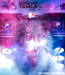 2015 World Team Trials Send Outs