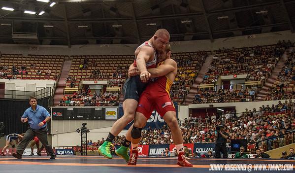 2015 World Team Trials Senior Finals