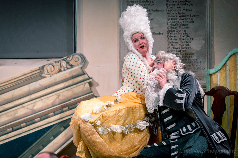 217_Pyramus and Thisbe by Greg Goodale