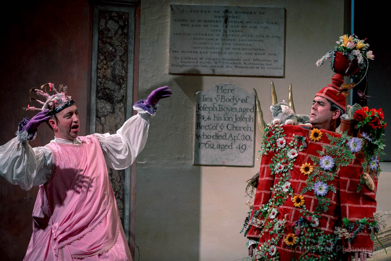 204_Pyramus and Thisbe by Greg Goodale
