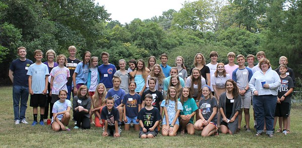 "2015 Youth Choir ""Kick Off the Choir Year"" Party"