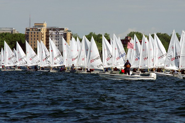 2015 Youth Laser  Radial Worlds