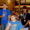 Tenth Place Team in the Advanced team programming competition